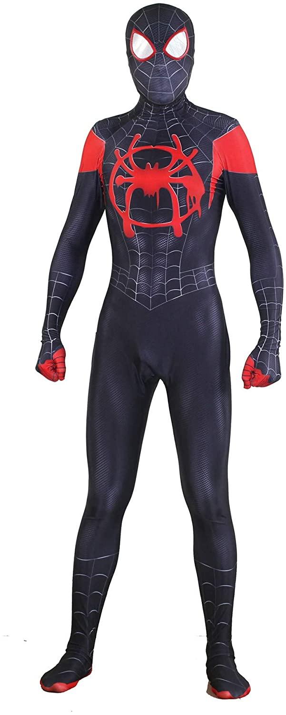 Cloth kiss Superhero Zentai Bodysuit Halloween Cosplay Costumes Kids 3D Style