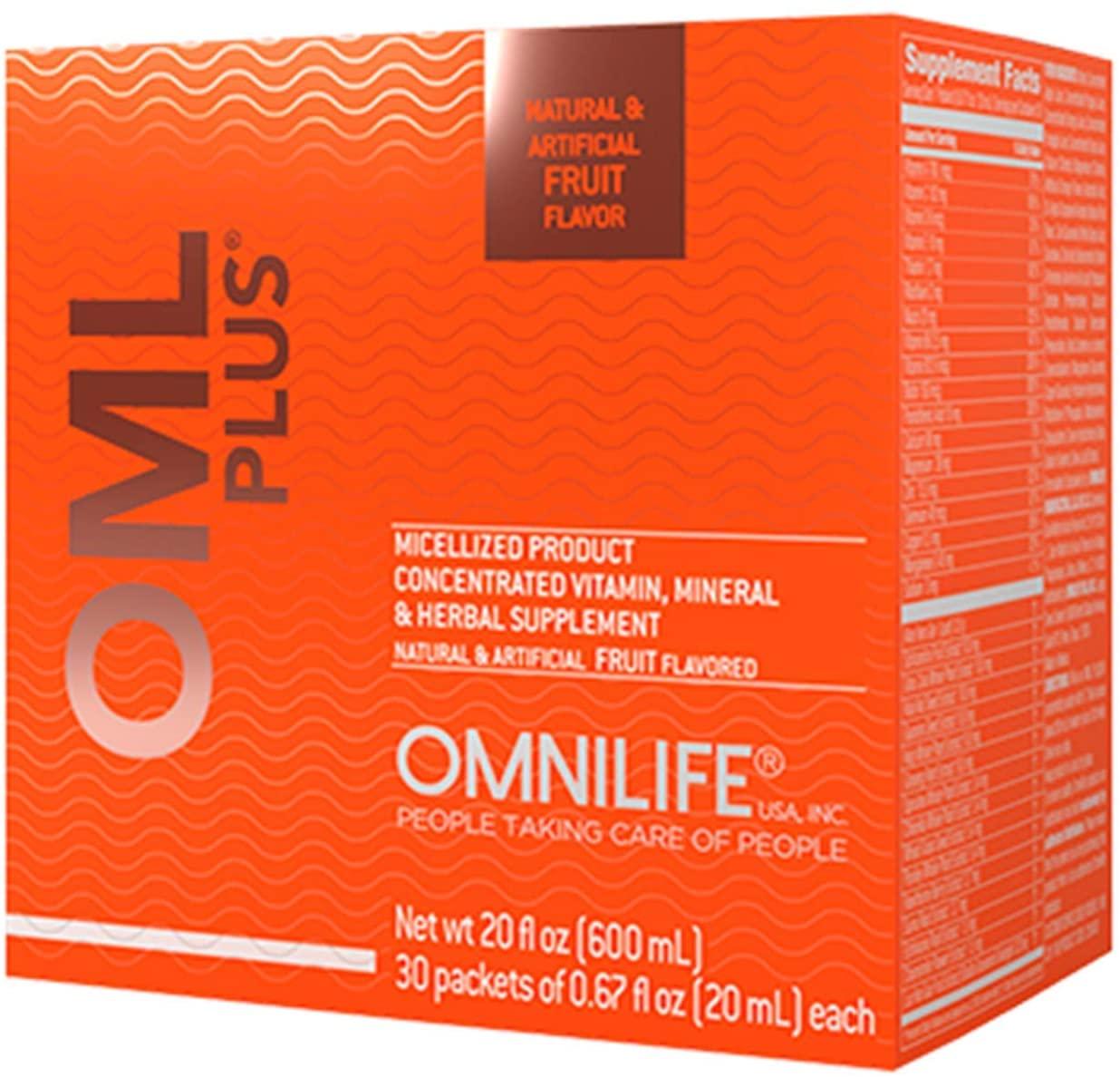 OML Plus Supreme, 30 servings