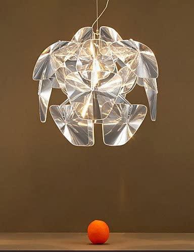 ZQ Modern LED Ceiling lampThe Living Room Bedroom Study Hope Apple Acrylic Chandelier, 110-120v