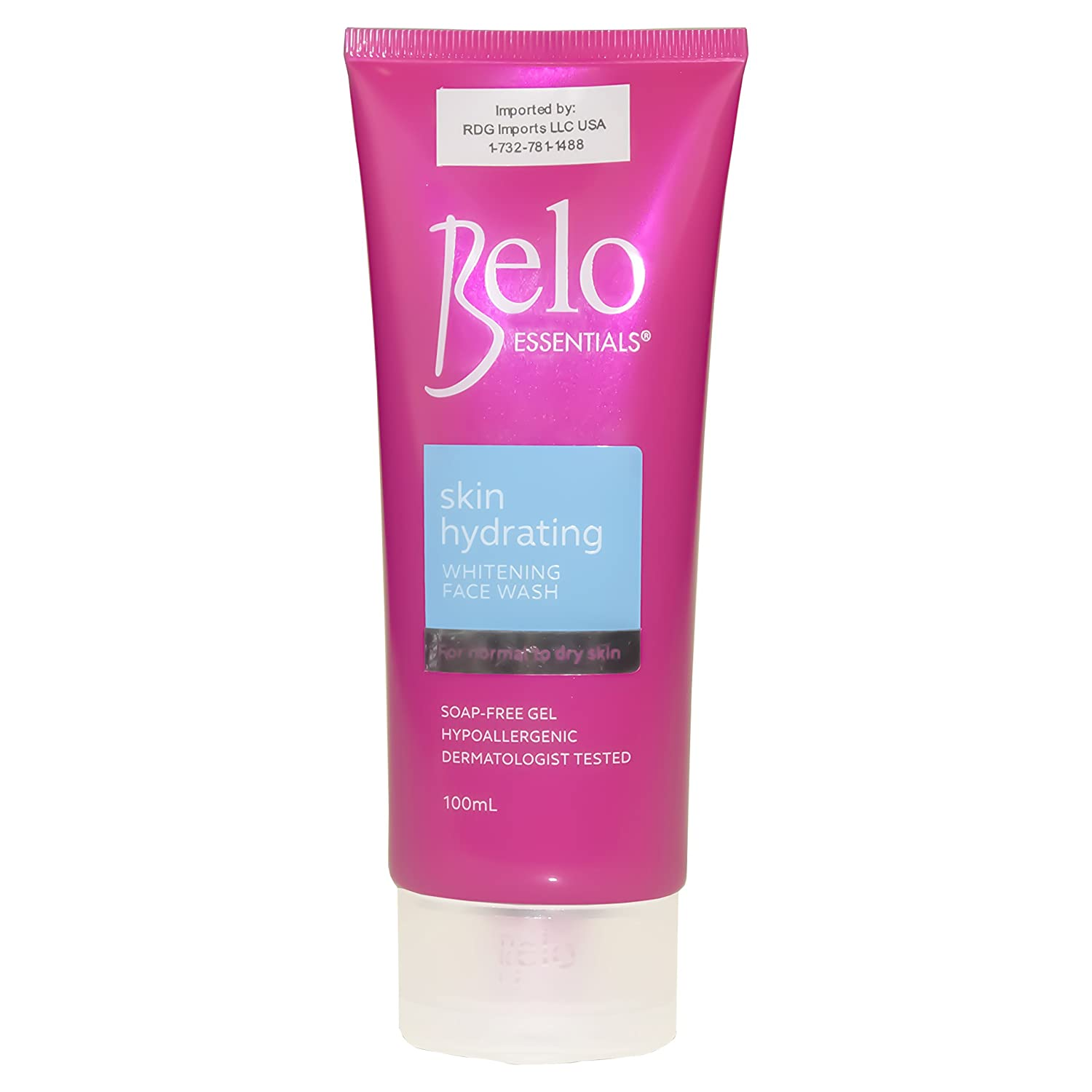 BELO Whitening Face Wash for Normal to Dry Skin 100ml