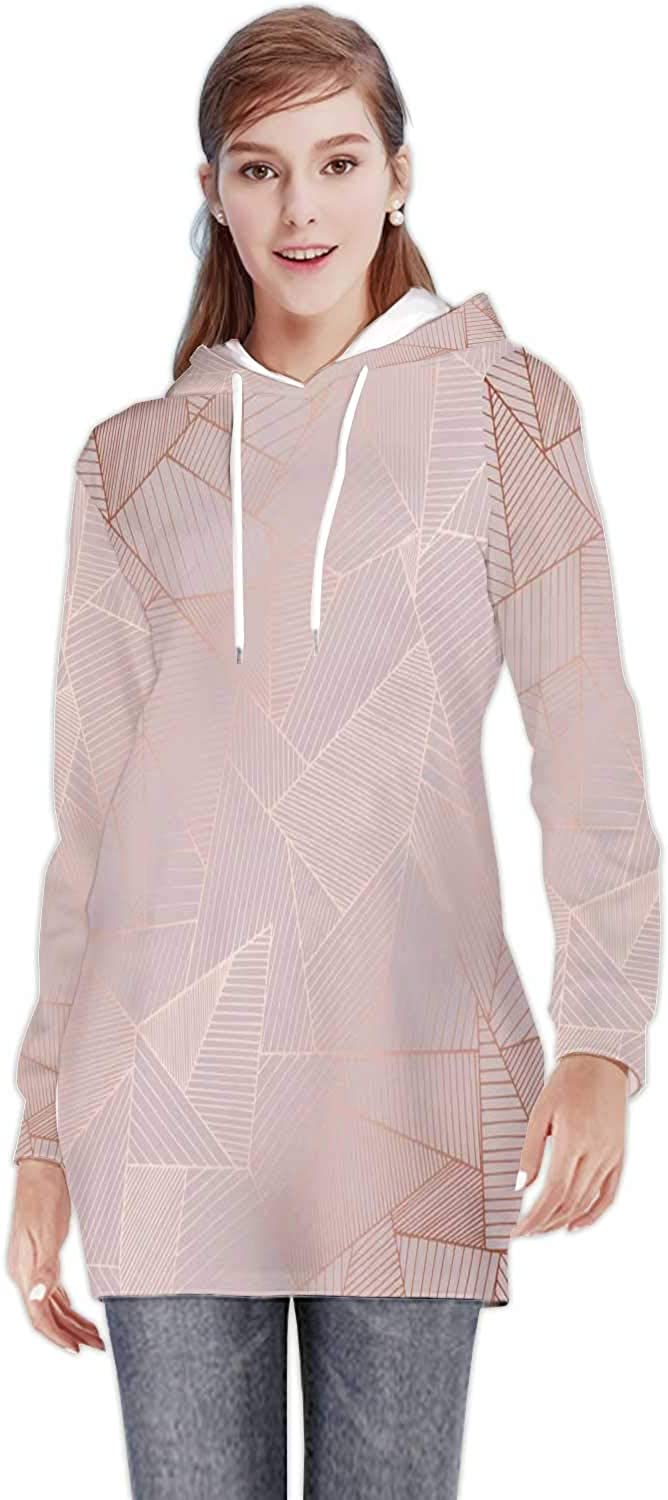 Decorative - with Rose Gold Imitation - Russia,Women's Sweatshirt Casual Long Sleeve Pullover Hoodie Dress Backgrounds S