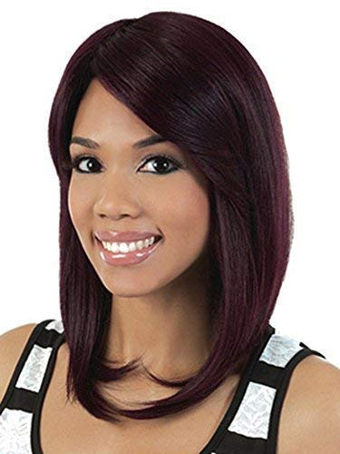 SmartFactory Middle Bobo Natural Full Wigs Heat Resistant Hair Synthetic Fiber Wig For Girls
