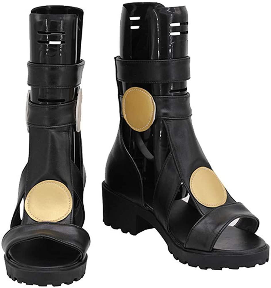 Kira Yoshikage Cosplay Shoes Boots Props Anime Halloween W1078