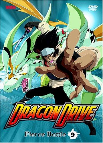Dragon Drive, Vol. 9: Fierce Battle