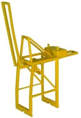 TRI-ANG Triang Post Panamax Jib Up Container Crane Model (Yellow)