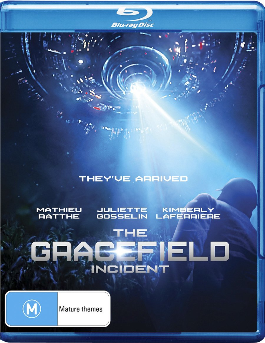The Gracefield Incident | Mathieu Ratthe, Juliette Gosselin | NON-USA Format | Region B Import - Australia