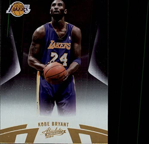 2010-11 Absolute Memorabilia #5 Kobe Bryant - NM-MT