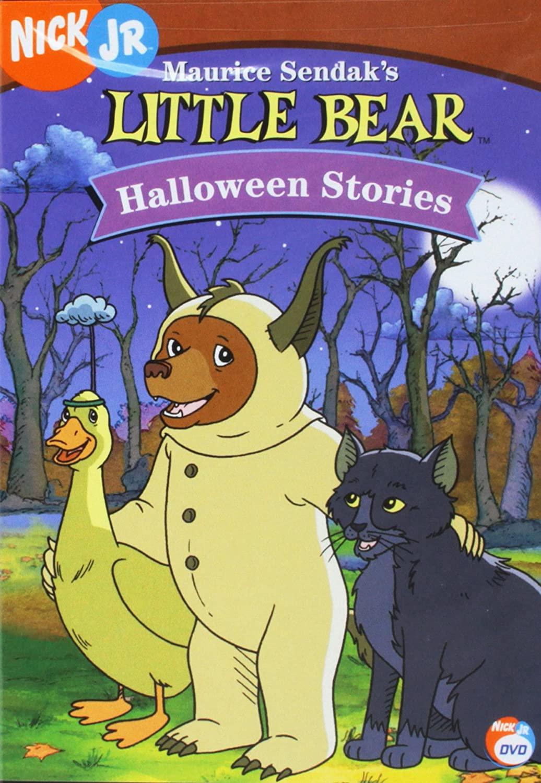 Maurice Sendaks Little Bear: Halloween Stories