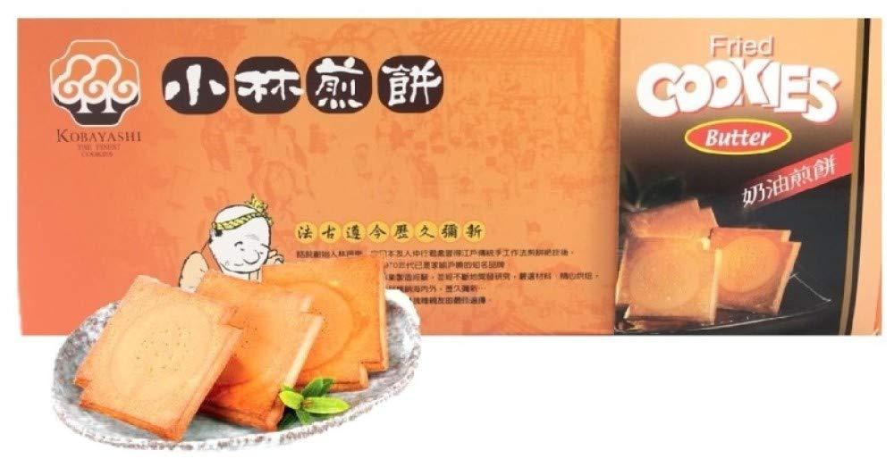 KOBAYASHI Pancake (190g/10pcs) Best Taiwanese Gift - KOBAYASHI - Fresh Stock-Taiwan food