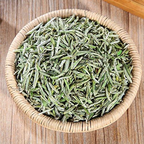 China Tea You drunk Baihaoyinzhen Fuding white tea tea 2017 bulk superfine tea gift box on the first day of the mountain bud 500g