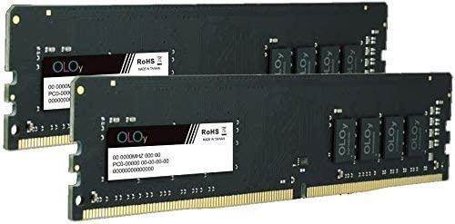 OLOy DDR4 PC4-24000 RAM 4GB 3000 MHz C16 1.35V Desktop Gaming UDIMM (MD4UD43016BZST)
