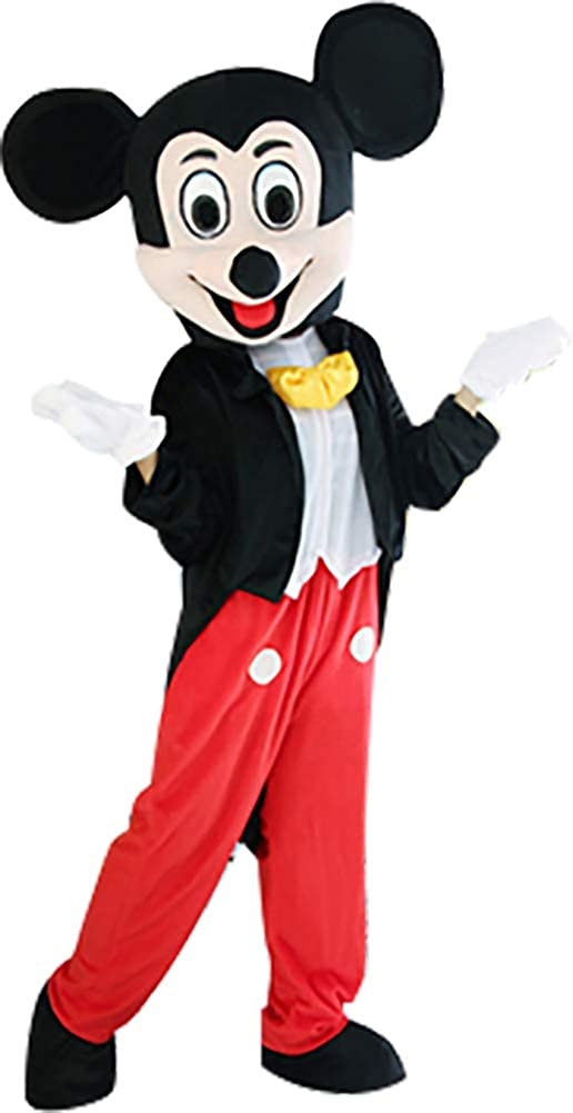 Mascot Costume for Mickey Mouse