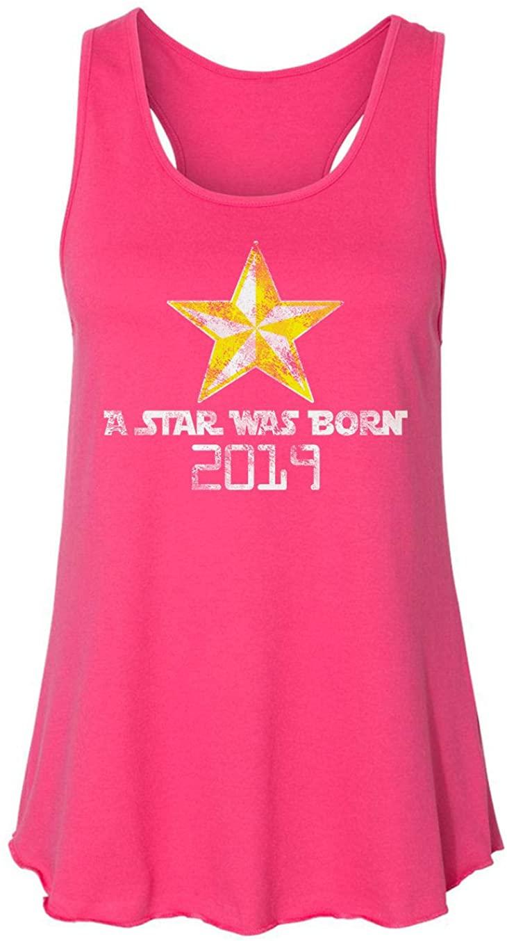 HARD EDGE DESIGN Women's A Star was Born 2019 Tank Top