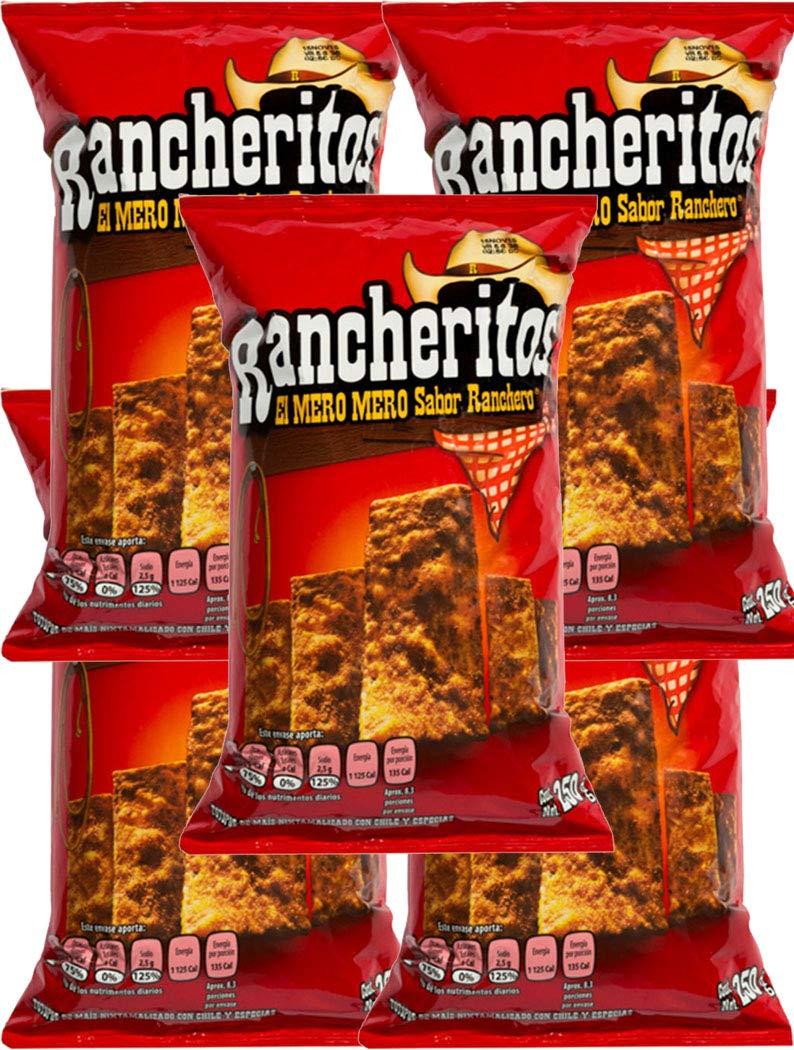 RANCHERITOS 60g (Box with 5 bags)