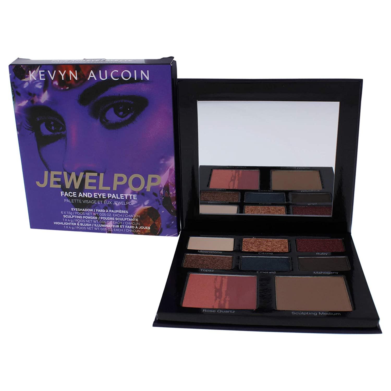 Kevyn Aucoin Jewel Pop Face & Eye Palette
