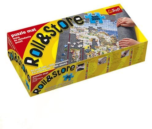 Trefl 602036 Roll & Store Puzzlle Mat Puzzle (2 Pieces)