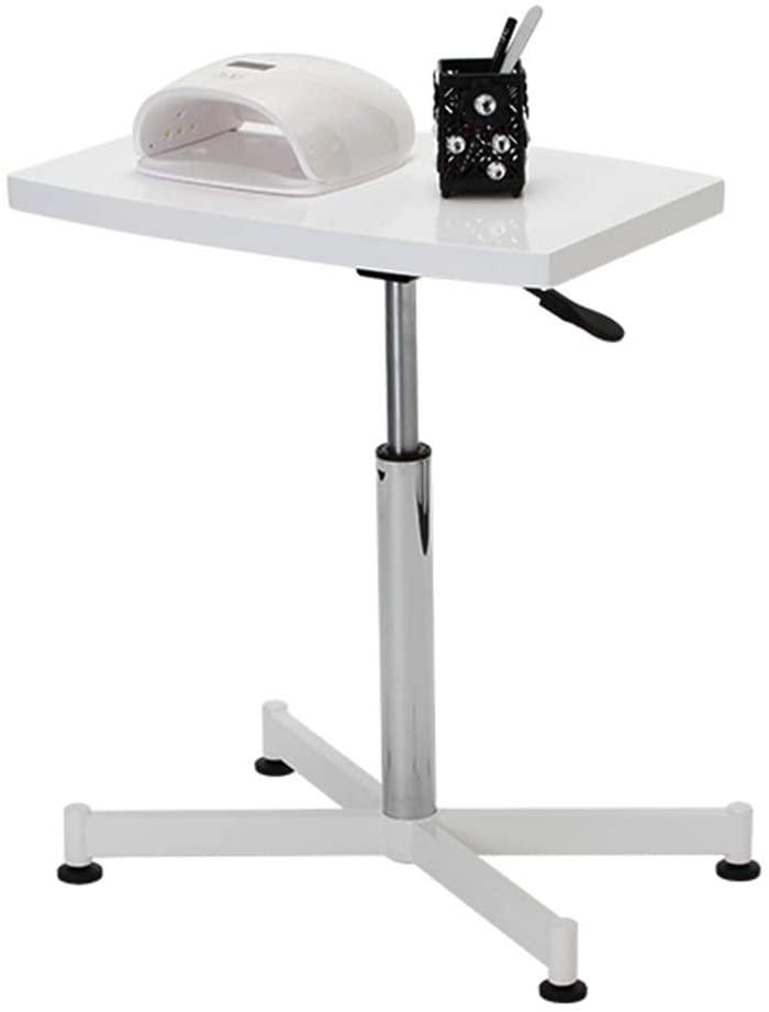 Beauty Salon Furniture Manicure Tools Simple Nail Table 360 Degrees Rotate Elitzia ET28347