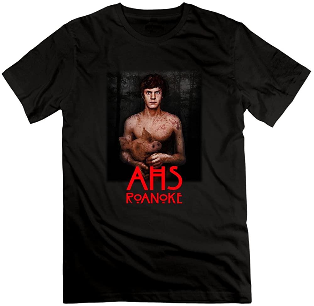 Evan Peters AHS Roanoke Men's T-Shirt