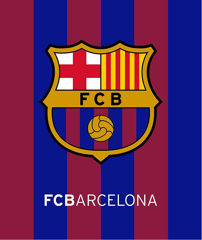 FC BARCELONA SOCCER TEAM BEACH TOWEL SIZE 40