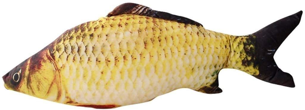 GPPZM Wildlife Tree Clown Fish Stuffed Animal Plush Floppy Ocean Species Collection (Size : 60CM)