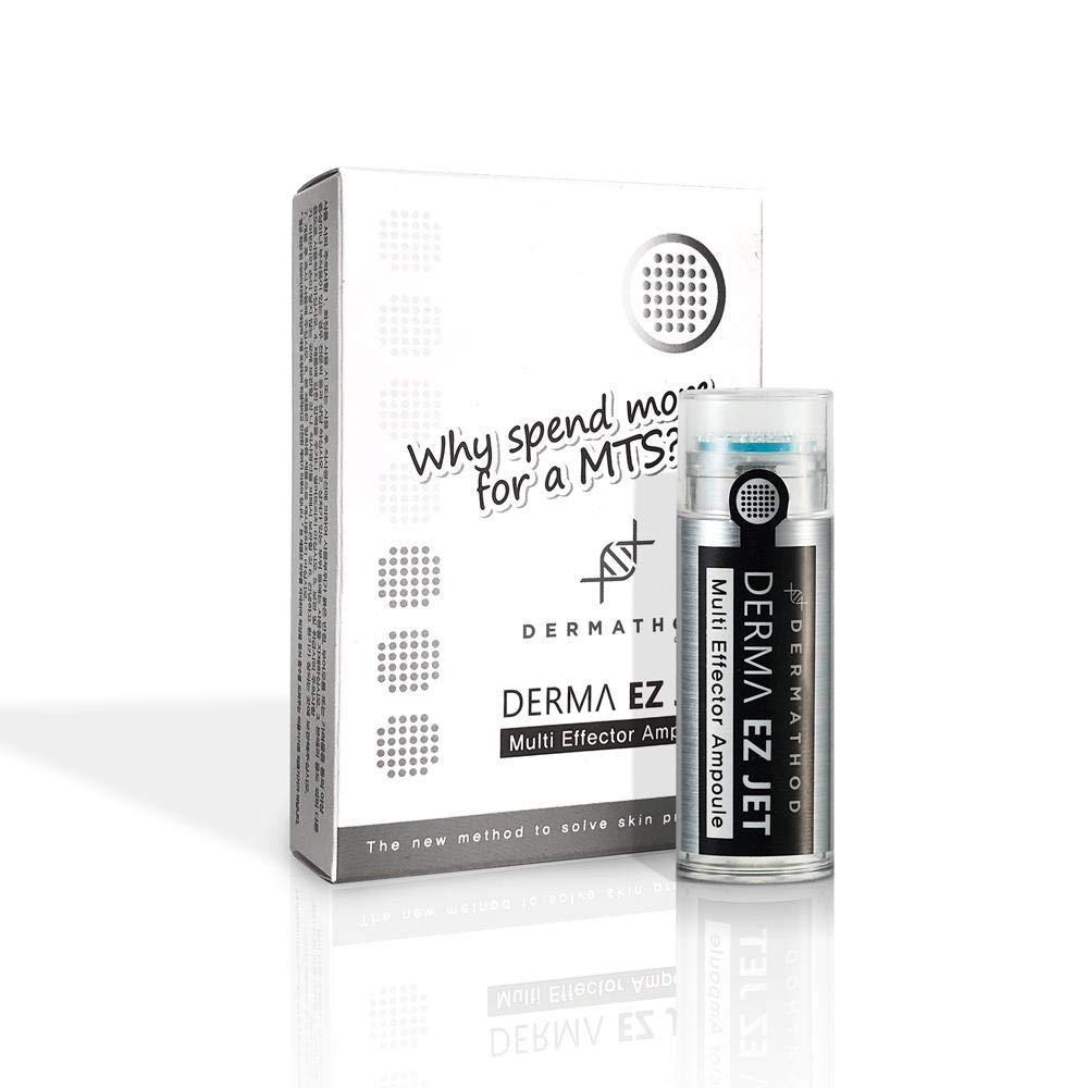 DERMATHOD DERMA EZ JET Multi Effector Ampoule MTS EGF Therapy System 1 Ea