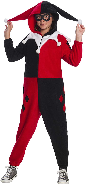 DC Super Heroes Child Harley Quinn Onesie