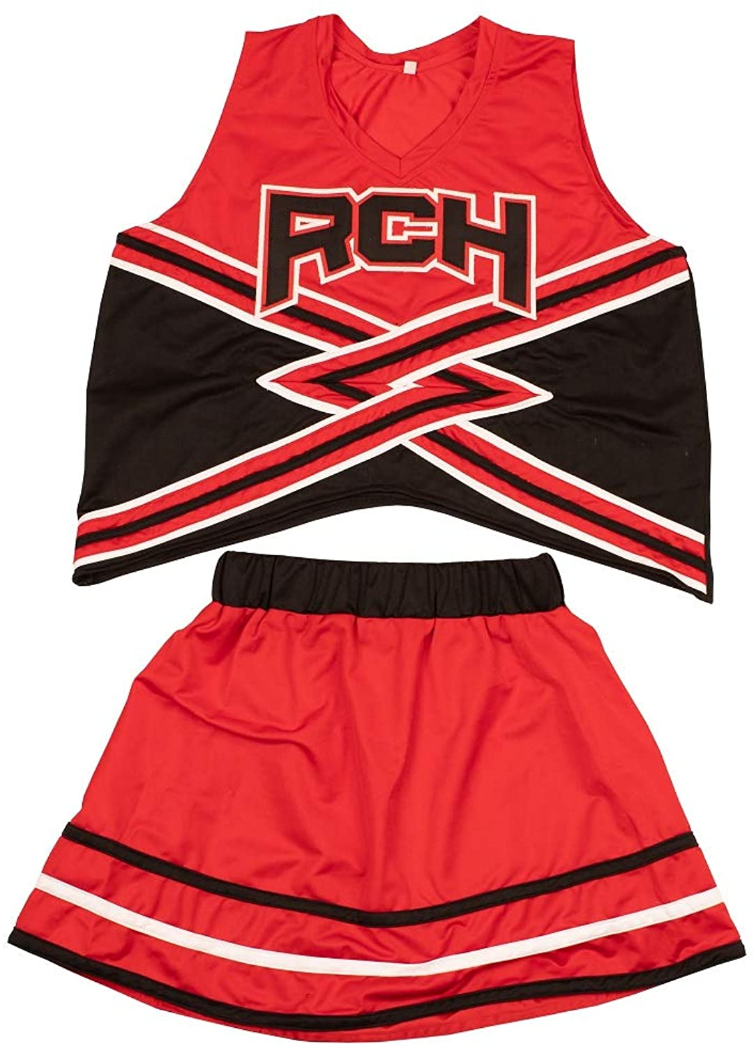 Bring It Torrance Shipman (K. Dunst) Rancho Carne High School Toros Cheerleader Uniform Stitch Sewn Colors