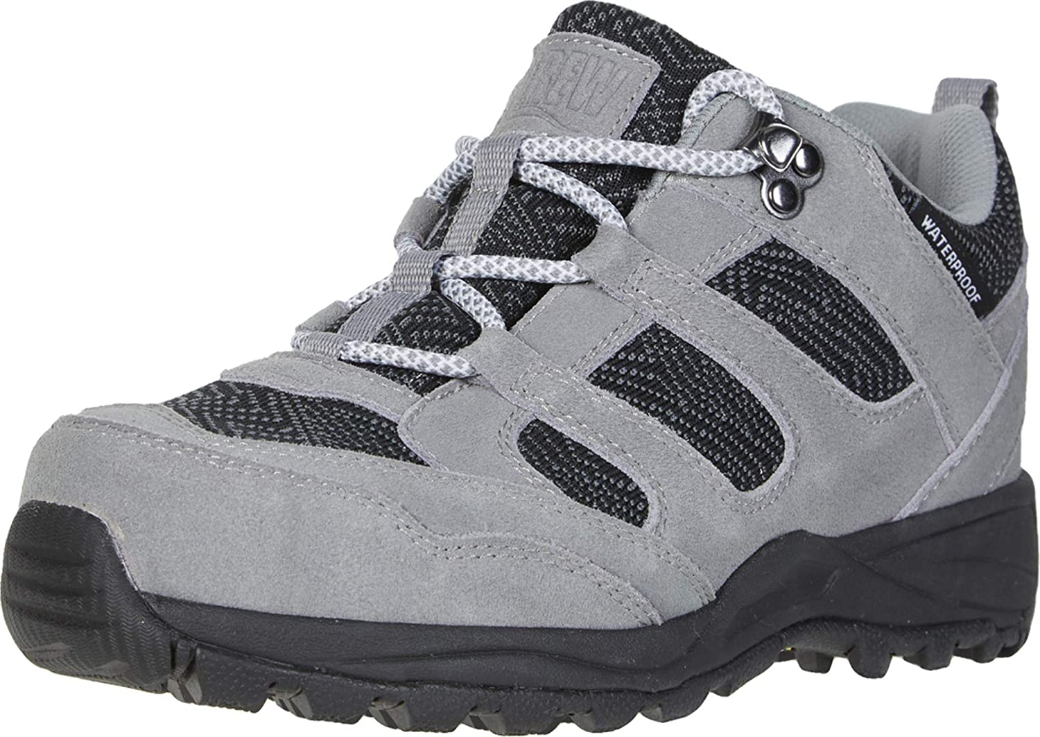 Drew Woman Snowy 10190 Grey/Suede/Leather Leather/Mesh 8.5 X-Wide (2E) US