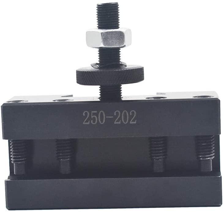 250-202 BXA #1 Quick Change Turning Facing Lathe Tool Post Holder