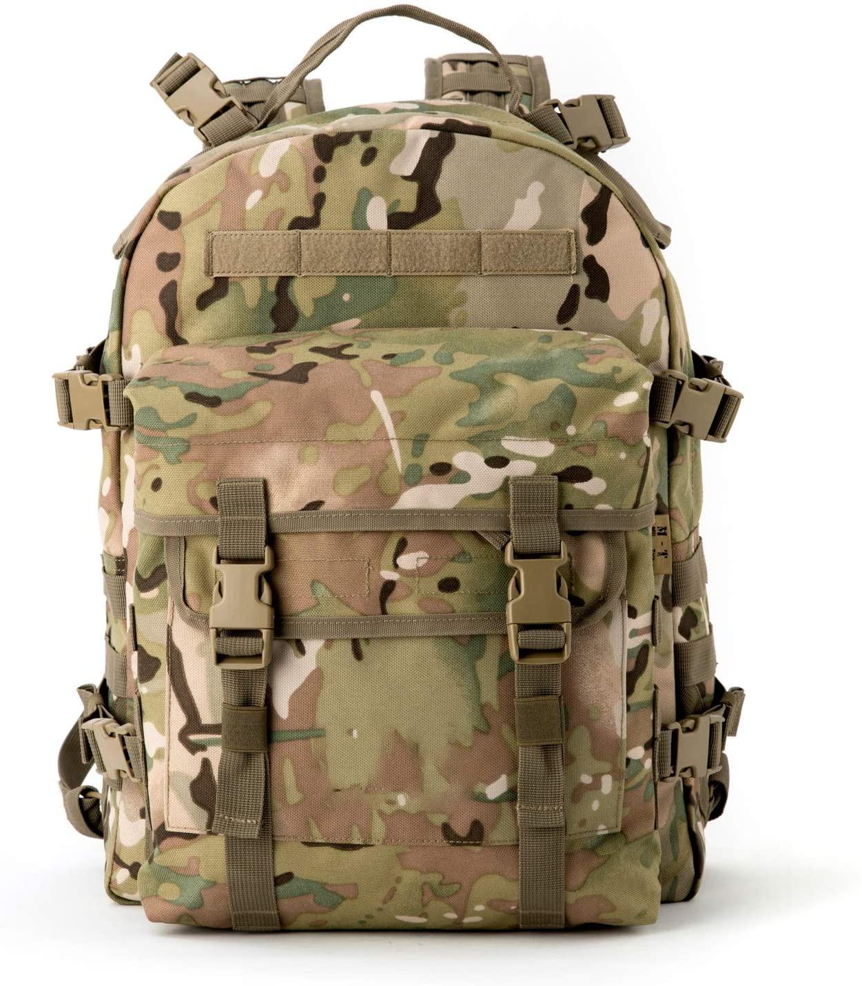 MT Molle II Rifleman Military Surplus Assault Pack Army Tactical Backpack Multicam, Medium