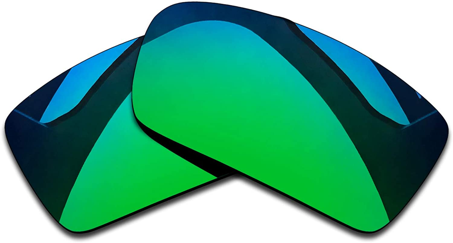 Shadespa Polarized Replacement Lenses for Oakley Gascan Sunglasses - Options