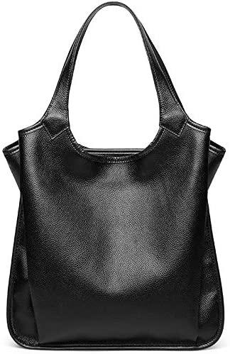 Iswee Women Shoulder Bag Leather Handbags Satchel Vintage Work Purse Daily Bags Office Ladies