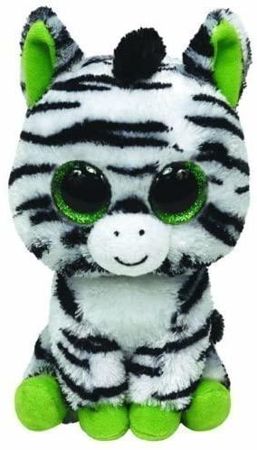 Ty Beanie Boos ( Binibu ) Zig-Zag - Zebra by Ty TOY Doll doll figure ( parallel import )