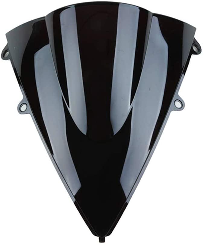 Black Double Bubble Windscreen Fairings Windshield for CBR1000RR 12-16 Honda cbr1000rr 2012 2013 2014 2015 2016 Windshield Black US Stock