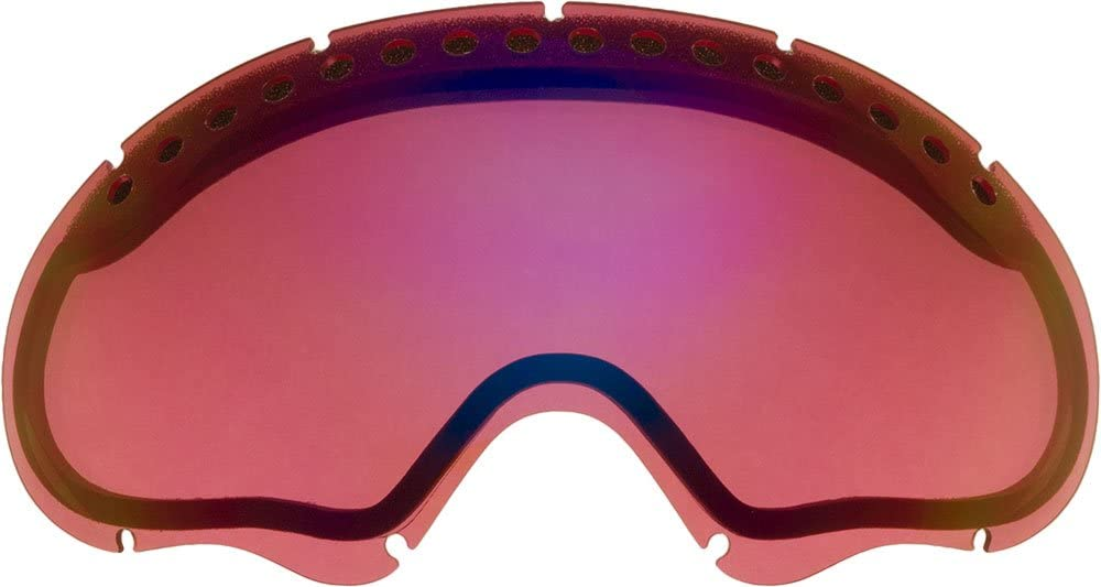 Zero Replacement Lenses for Oakley A Frame 1.0 Snow Goggle