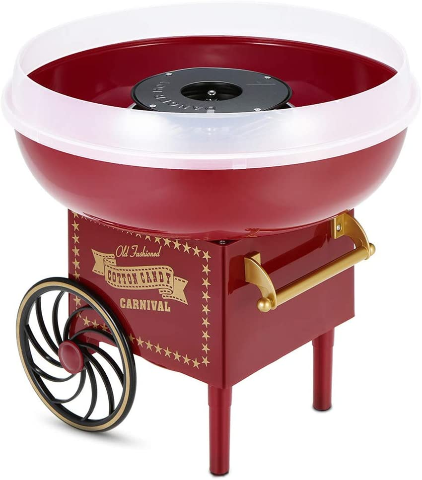 Cotton Candy Machine Maker Homemade Mini Cotton Candy Machine Sweets Party