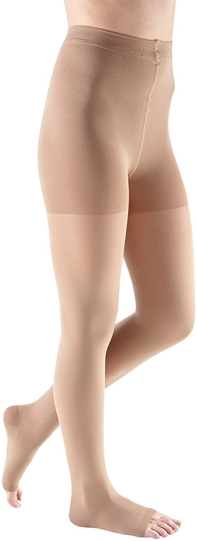 mediven Comfort, 20-30 mmHg, Compression Pantyhose, Open Toe