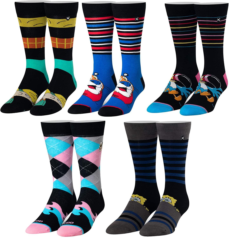 Odd Sox, Unisex, Fashion, Business Work Attire, Dress Socks, Novelty Funny Cool