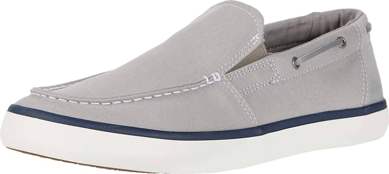 Sperry Men's, Mainsail Slip-On Gray 8 M