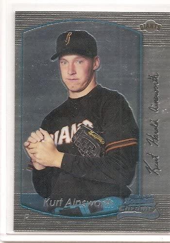 Kurt Ainsworth 2000 Bowman Chrome San Francisco Giants Rookie Card #331