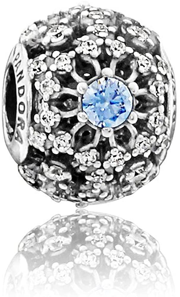 Pandora Sterling Silver Disney Cinderellas Wish Charm 791592CFL