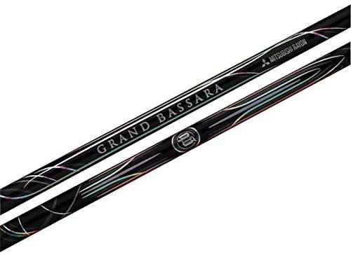 Mitsubishi Grand Bassara Iron 40 Graphite 3-PW Shafts - Set of 8 Shafts (Choose Flex)