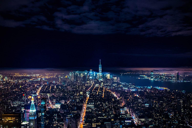 New York city poster, New York city print, New York wall art, New York wall decoration, city poster, cityscape poster