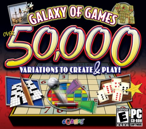 Galaxy of Games 50,000 - PC