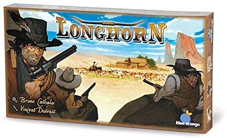 Blue Orange Longhorn Game