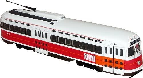Corgi US55033 1:50 Scale PCC Streetcar - Muni San Francisco - Landau Livery