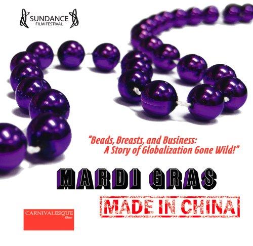 Mardi Gras: Made in China