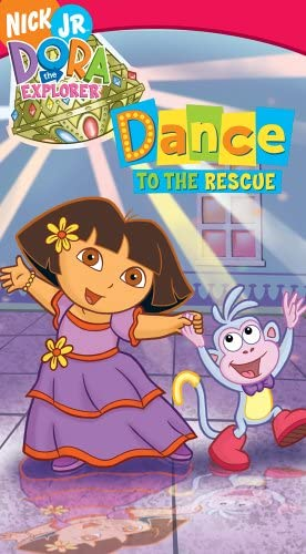 Dora the Explorer - Dance to the Rescue [VHS]