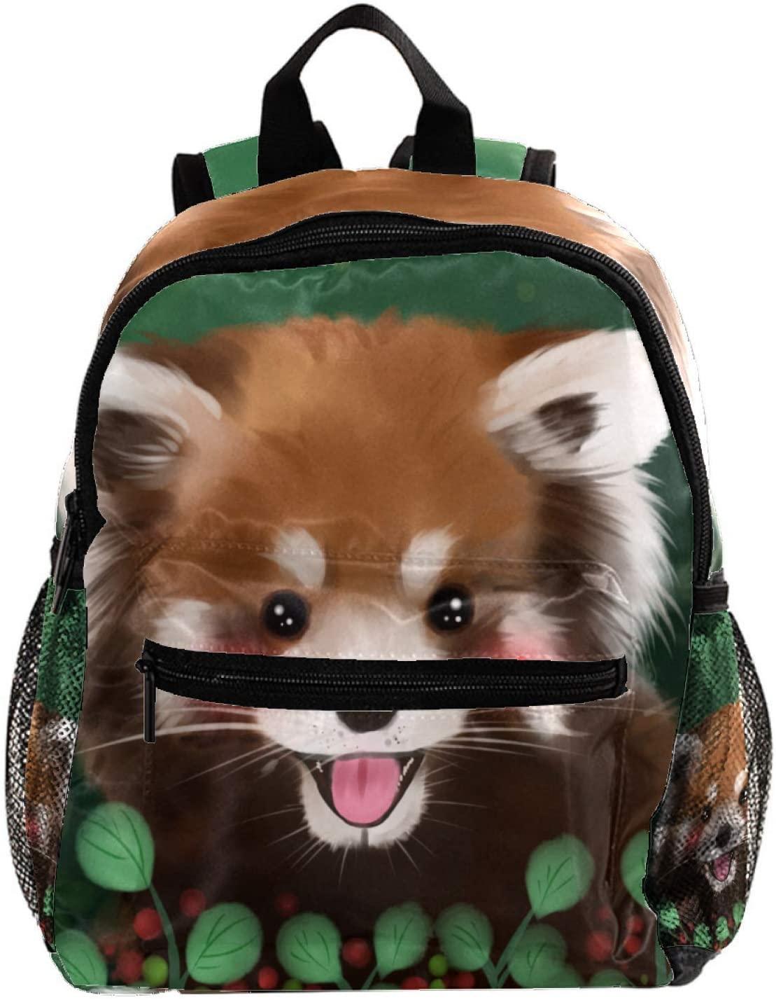 School Backpack Cute Pet Animal Panda Toddler Backpack Kids Schoolbag