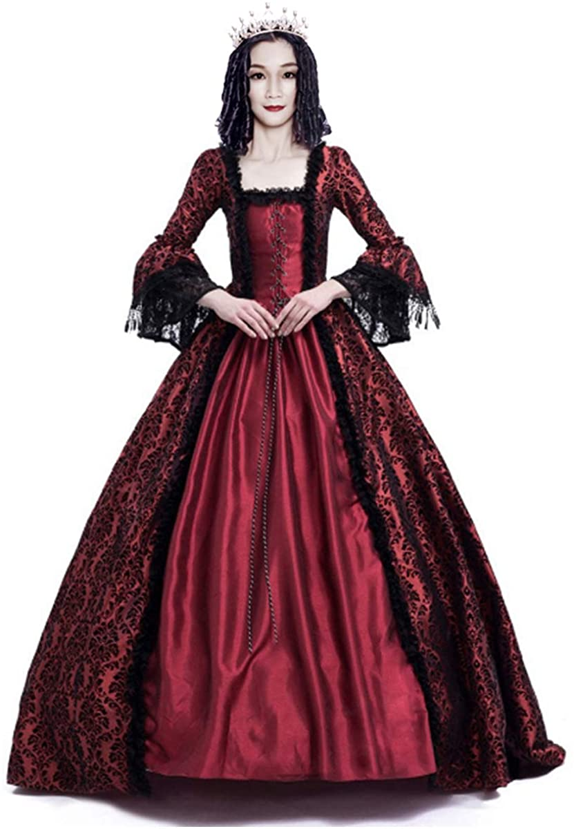 CountryWomen Women's Victorian Rococo Dress Inspiration Maiden Costume